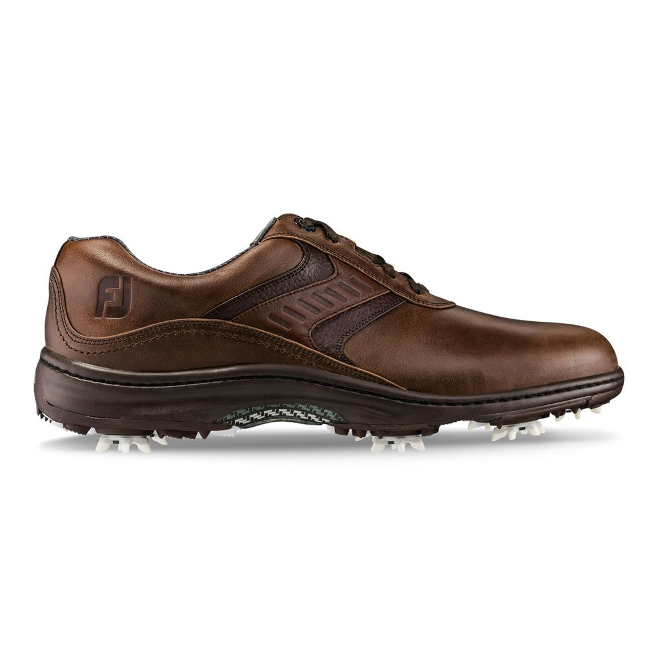 Mens Brown Golf Shoes