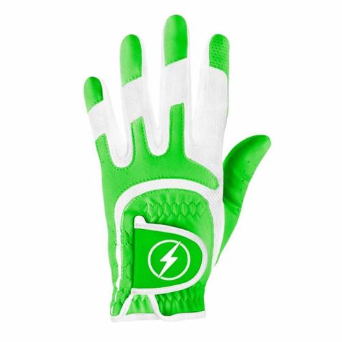 PowerBilt Women's One-Fit Golf Glove - Green