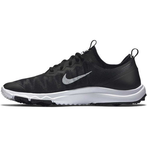 Nike FI Bermuda Women's Spikeless Golf Shoe - Black/White
