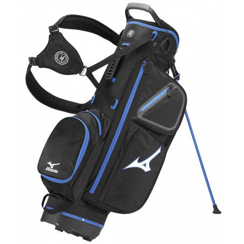 Mizuno Elite Stand Bag - Black
