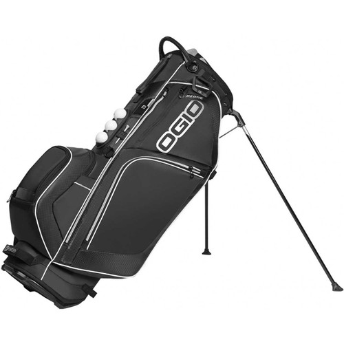 Ogio CLOSEOUT Ozone Golf Stand Bag - Carbon