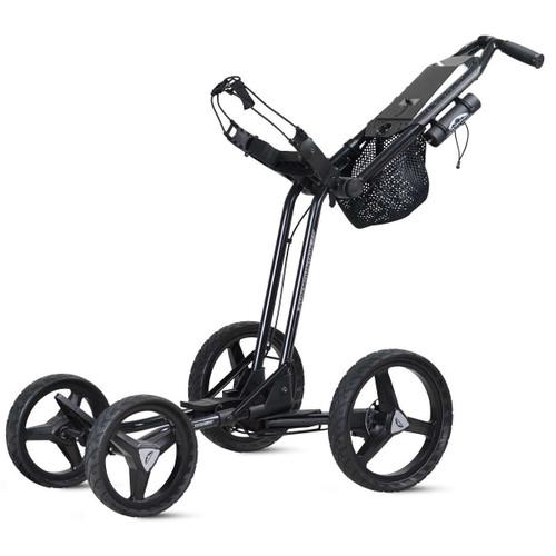 Sun Mountain 2017 Micro-Cart GT Push Cart - Black