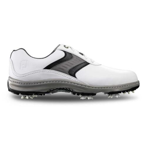 FootJoy Contour Series Men's Golf Shoes - White/Black/Charcoal [Previous Season]