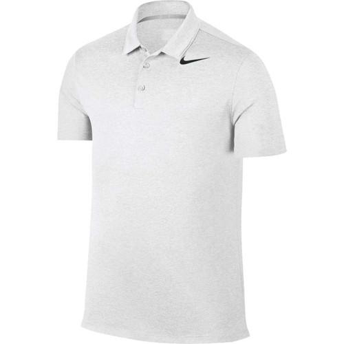 Nike Breathe Men's Golf Polo - Grey