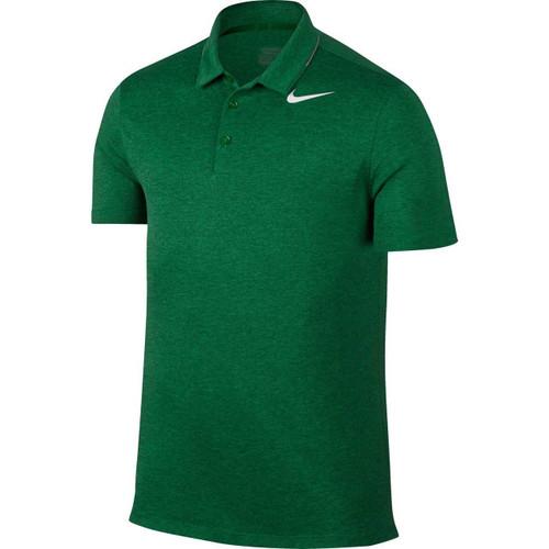 Nike Breathe Men's Golf Polo - Green