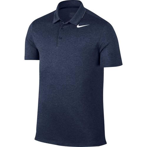 Nike Breathe Men's Golf Polo - Navy