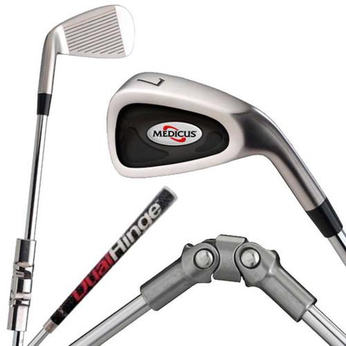Medicus DualHinge 7-Iron Golf Swing Training Club - Right Hand