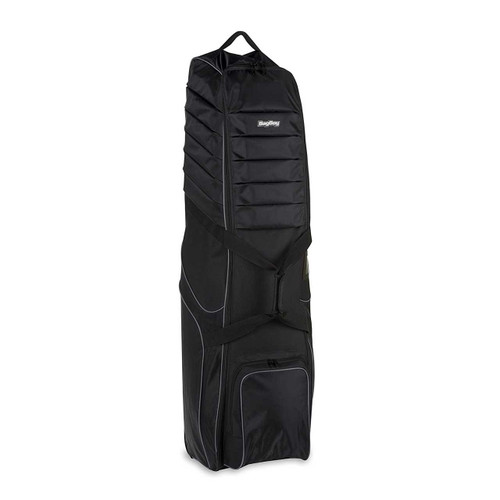 Bag Boy T-750 Wheeled Golf Bag Travel Cover - Black/Charcoal