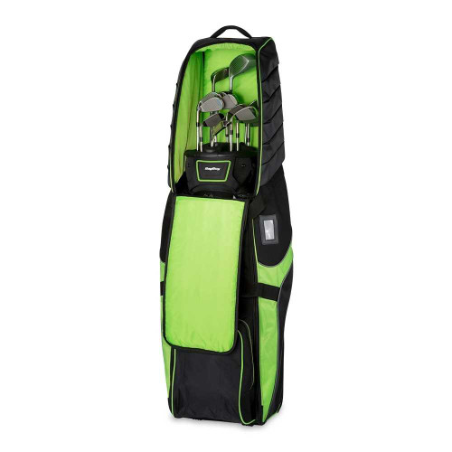 Bag Boy T-750 Wheeled Golf Bag Travel Cover - Black/Royal