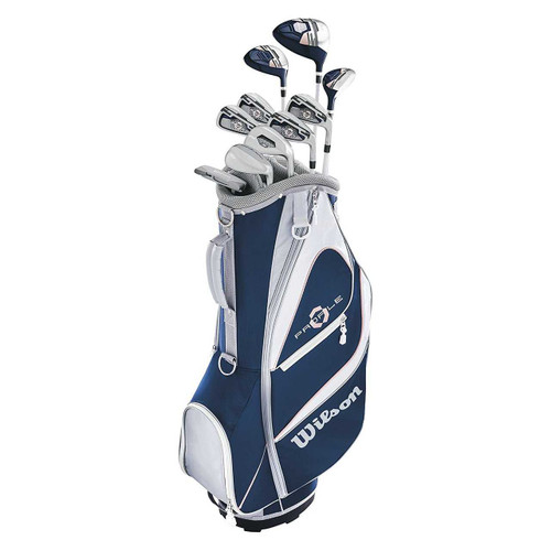 Wilson Golf Profile XD Women's Complete Set - Right Hand - Petite