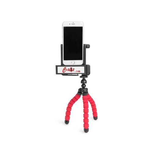 Cradlz S3 Universal Smartphone Holster w/ Flexible Tripod