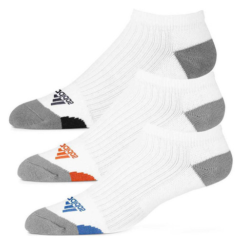 Adidas Golf Comfort Low Golf Sock 3-Pack