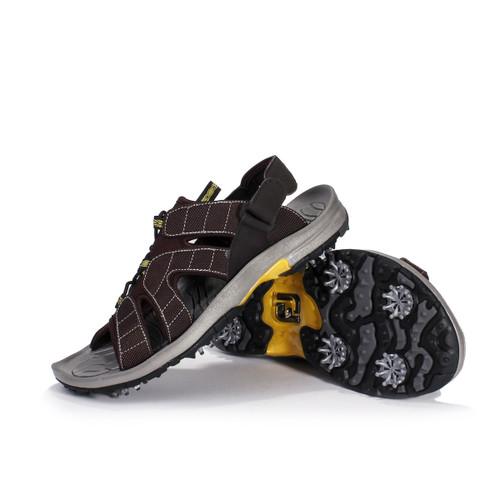 FootJoy GreenJoys Golf Sandals - Brown [Manufacturer Discontinued]