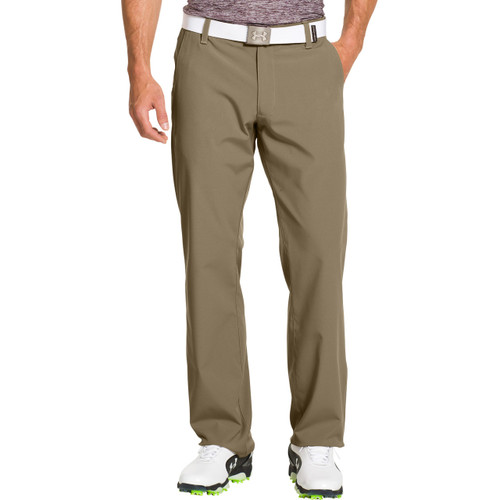 Under Armour Match Play Pant - Canvas/True Gray Heather/Canvas