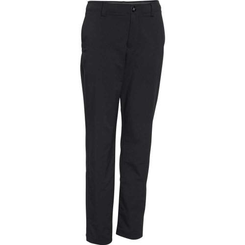 Under Armour Boys' Matchplay Pants - Black/Graphite