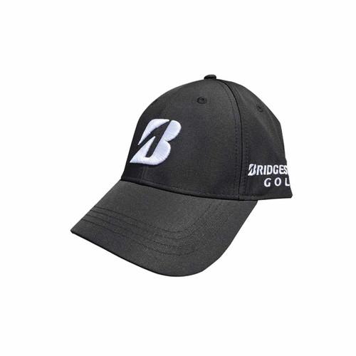 Bridgestone Golf Tour Performance Adjustable Hat - Black