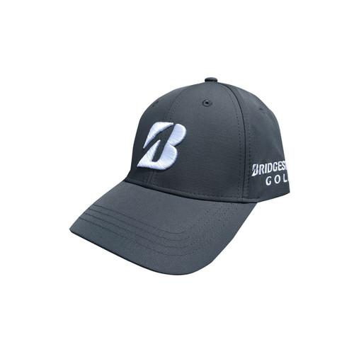 Bridgestone Golf Tour Performance Adjustable Hat - Graphite