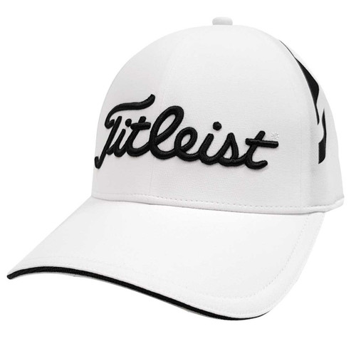 Titleist Bond Tech Performance Fitted Hat - White