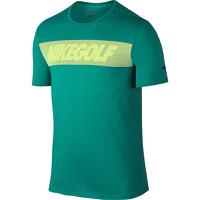 Nike Men's Graphic Golf T-Shirt - Rio Teal