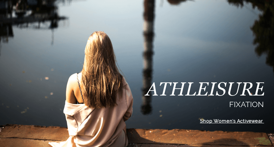 Shop activewear and athleisure