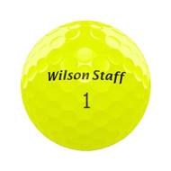 Wilson Staff DUO Golf Balls (1 DZ) - Yellow