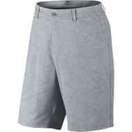 Nike Golf Print Shorts - Wolf Grey
