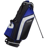 Powerbilt Golf Santa Rosa Stand Bag (Blue/Black)