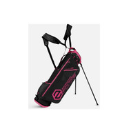 Sun mountain 2 Five Stand Carry Bag BLACK-PINK