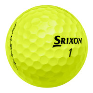 Srixon Q-Star Golf Balls - Tour Yellow