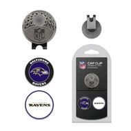 Team Golf NFL Cap Clip - Baltimore Ravens