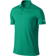 Nike Golf Victory Solid Polo - Teal Charge/White