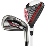 TaylorMade Golf AeroBurner 3H 4H 5-PW Hybrid Set Regular Flex Right Hand
