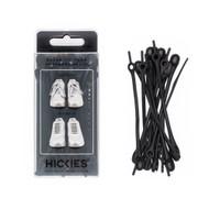 Hickies No-Tie Elastic Shoelaces - Black