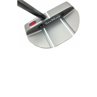 SeeMore Putter Co. Corona Del Mar X3 Mallet Putter w/ Rosemark Grip - RH, 34""