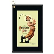 """Devant Sport Towels Caddyshack """"Cinderella Story"""" Hi-Def Golf Towel"""