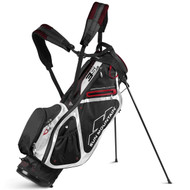 Sun Mountain 2017 3.5 LS Stand Bag - Black/White/Red