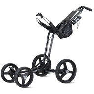 Sun Mountain 2017 Micro-Cart GT Push Cart - Black