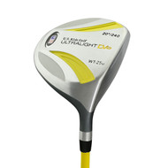 "US Kids Ultralight DV2 Oversize Driver - RH - 42"" Yellow"