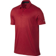 Nike Golf Mobility Micro Geo Polo - University Red
