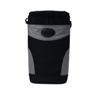 4-To-Go Beverage Cooler Golf Cart/Bag Attachment - Black