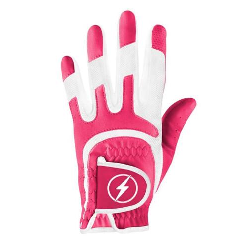 PowerBilt Women's One-Fit Golf Glove - Magenta
