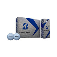 Bridgestone 2017 Extra Soft Golf Balls - 1 Dozen - White