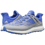 adidas Crossknit Boost Men's Spikeless Golf Shoes - Onix/Blast Blue/White
