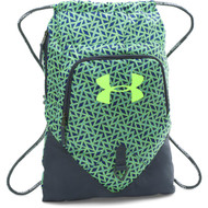 Under Armour Undeniable Sackpack - Green Light/Stealth Gray/Fuel Green