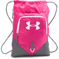 Under Armour Undeniable Sackpack - Tropic Pink/Graphite/White