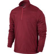 Nike Golf Shield 1/2-Zip Top DK EMERALD/LT GREEN SPARK/WOLF GREY XL - Gym Red/Daring Red/Wolf Grey