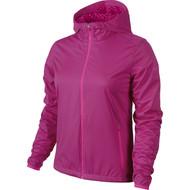 Nike Golf Women's Windproof Anorak CLASSIC CHARCL/CLASSIC CHARCL/WHITE XS - Hot Pink/Pink Pow/Pink Pow