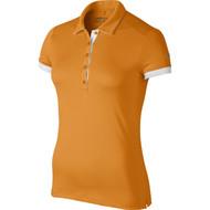 Nike Golf Women's Victory Colorblock Polo - Bright Ceramic/White/Flint Grey