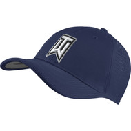 Nike Golf TW Ultralight Tour Adjustable Hat - Midnight Navy/White