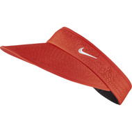 Nike Golf Women's Big Bill 2.0 Adjustable Visor - Light Crimson/White